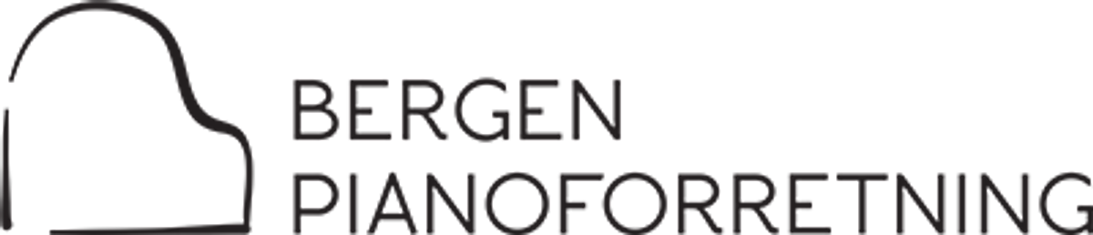 Logo, Bergen Pianoforretning AS